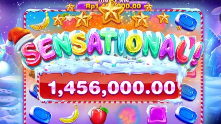 Jackpot Slot Sweet Bonanza